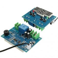 Терморегулятор XH-W1401 бескорпусной программируемый 12VDC -9 ~ +99°C