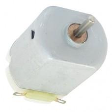 Электродвигатель постоянного тока MYLB-6300 3-6V 0,2-0,4A 6300-23000 об/мин 17г для детских машинок