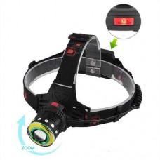 Фонарик Bailong BL-8020 LED 10W светодиод 3xAAA