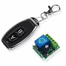 Дистанционное управление (переключатель и передатчик) F0717-A 12VDC 10A 433MHz для ворот