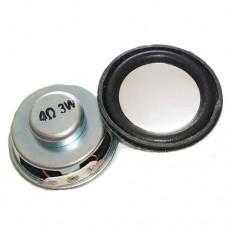 Динамик миниатюрный 4 Ohm 3W