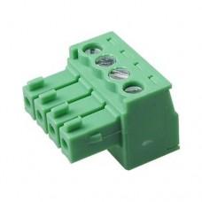 15EDGK-3.5-04P-14-00A(H) терминал блок, шаг 3.5mm, 4pin, 8A 300V