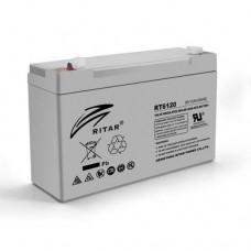 Аккумулятор RITAR RT6120A AGM (6V12.0Ah/20hr)