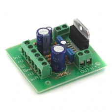 Радиоконструктор K161.1 Набор стерео УНЧ 2х 30Вт на TDA7377