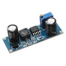 Импульсный модуль питания DC-DC понижающий на XL7015E1 с 5-80VDC до 5-20VDC до 0.8A