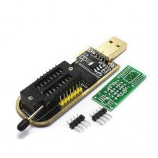 Универсальный программатор I2C/SPI на CH341A конвертер из USB 2.0 в UART, EPP, I2C и SPI