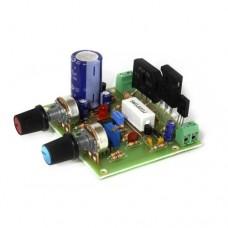 Радиоконструктор K178 лабораторный блок питания U=0-30V, Im-3A