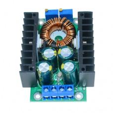 Импульсный модуль питания DC-DC понижающий на XL4016 300W с DC 5-40V до 1.25-32V до 0.2-8A
