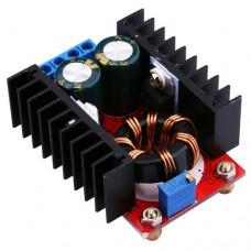 Импульсный модуль питания BOOST повышающий 150W с 10-32V до 12-35V 6A