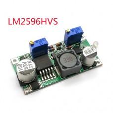 Импульсный модуль питания DC-DC понижающий на LM2596S-ADJ 15W Input: DC5.0-57V Output: DC1.25-30V 0.2-3A регулируемый