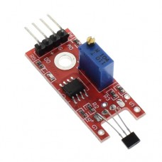 Модуль датчик Холла линейный для Arduino KY-024