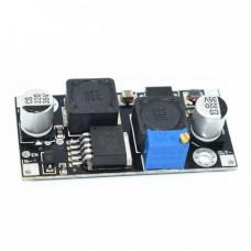 Импульсный модуль питания DC-DC понижающий на XL6019E1 20W Input: DC5-32V 4A Output: DC1.3-35V 1.5A