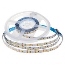 Светодиодная лента AVT New-600WW3528-12V белый теплый 120led 2700-3500K 12VDC 9.6 W/m 120°, IP20 8mm ширина