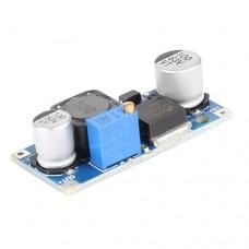 Импульсный модуль питания DC-DC понижающий на LM2596HVS 15W Input: DC4.5.0-53V Output: DC3-40V 3A регулируемый