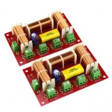 Кроссовер YLY-633 для динамиков 4-8 Ом высоких и средних басов 200W комплект 2 шт