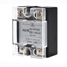 KS1-25LA однофазное твердотельное реле 28-280VAC 4-20mA