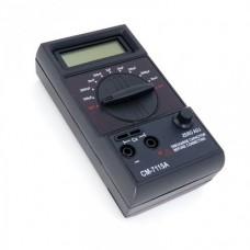 CM-7115A мультиметр для измерения ёмкости конденсаторов