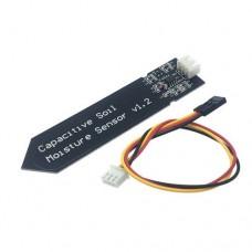 Датчик влажности почвы (гигрометр) аналоговый V1.2 для Arduino