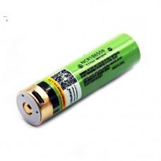 Aккумулятор Panasonic Li-ion NCR18650B 3.7V 3400mAh с защитой + micro USB