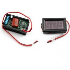 Вольтметр цифровий для измерения переменного тока 70-500VAC ± 1%