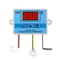 Терморегулятор DM-W3002 110-220VAC 10A 1500W -50 ~ +110°C с выносным датчиком NTC 10 kOhm