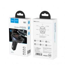 FM модулятор (трансмиттер) HOCO E41 Bluetooth