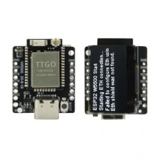 Модуль TTGO T-Lite W5500 ESP32 на SSD1306 с OLED 0.96