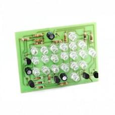 Радиоконструктор K120 Светодиодная стрелка зеленая