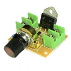 Радиоконструктор K139.1 регулятор мощности симисторный до 5КВт