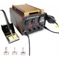 HandsKit 939D паяльная станция цифровая (паяльник+фен+сепаратор) 700W, 100°C~450°C