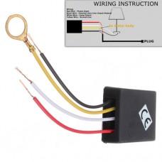 Сенсорний вимикач DY-11 110-220VAC 60W