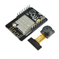 Модуль беспроводной ESP32-CAM с камерой OV2640, WiFi 2.4G антенна и Bluetooth
