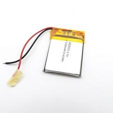 Аккумулятор Li-Pol BP-303030 3.7V 320mA защита от перегрузки для mp3/mp4 GPS навигатор, Bluetooth-гарнитура, телефон, КПК