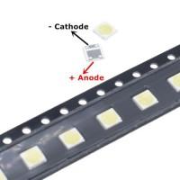 Светодиод белый LATWT391RZLZK 3535 5.8-6.2V 265mA 2W 150lm 120° для ЖК подсветки в TV