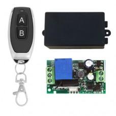 Дистанционное управление (переключатель и передатчик) 1 группа 220VAC 10A 433MHz
