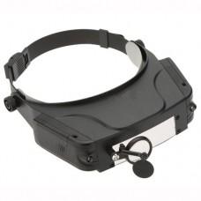 Бинокуляры MG81007-C LED подсветка 1.5x3.0x9.5x11.0