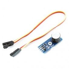 Плата зуммер, модуль звука, звукоизлучатель для Arduino YL-44