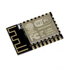 Модуль Wi-Fi  ESP8266 (ESP-12F) со встроенным стеком протокола TCP/IP и управлением AT-командами