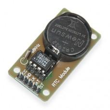 Модуль часов реального времени для Arduino UNO RTC на DS1302