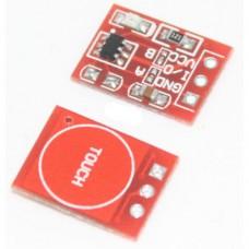 Датчик касания сенсорный TTP223 для Arduino