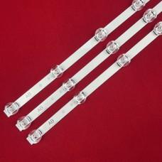 Светодиодная линейка для LCD мониторов ширина 4mm на 17 дюймов CJY-17