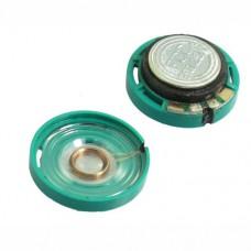 Динамик миниатюрный 8 Ohm 0.5W майларовый диффузор