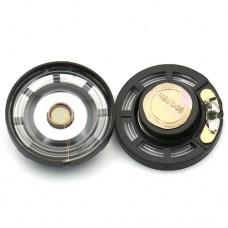 Динамик миниатюрный 8 Ohm 0.25W майларовый диффузор