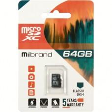 Карта памяти L.DATA microSDHC (Class 6) 8GB