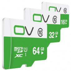 Карта памяти OV microSD HC (Class 10) 32GB