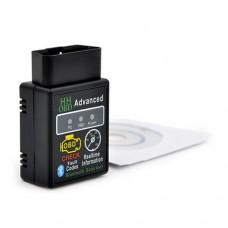 Сканер-адаптер ELM327 Bluetooth 2.1 OBDII ОС Android для проведения диагностики автомобиля